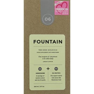 Fountain The Geek Molecule-8 oz