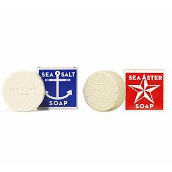 Swedish Dream Sea Salt + Sea Aster Soap Bar by Kala