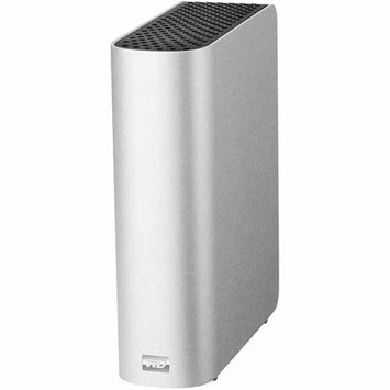 WD Retail WD My Book Studio USB 3.0 Mac 4TB Desktop External Hard Drive