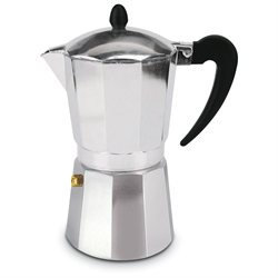Cuisinox COFW3 Cuisinox 3 cup Espresso Stovetop Coffeemaker