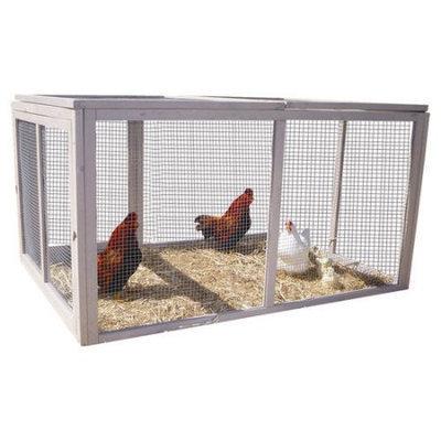 Precision Pet ExtHHPen Extreme Hen House Chicken Pen