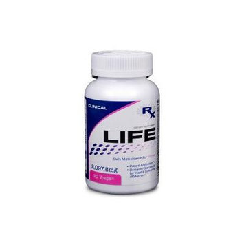 Reaction Nutrition Life Women's-Multivitamin 90 capsules