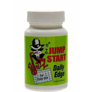 Jump Start Daily Edge - 30 caps 500 mg each