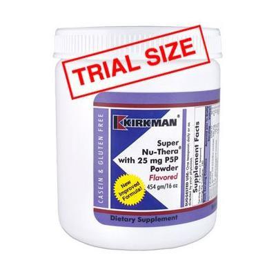 Super Nu-Thera¨ w/25 mg P-5-P Powder - TRIAL