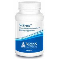 Biotics Research - V-Zyme Phytochemically Bound Vanadium - 100 Tablets