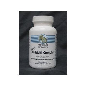 American Biologics Ultra AB Multi Complex 90 caps