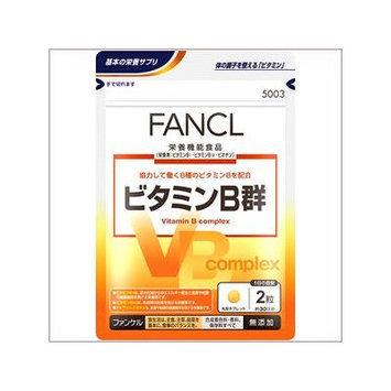 Fancl Vitamin B Complex 60caps X3 Packs 90 Days
