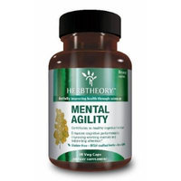 HERBTHEORY MENTAL AGILTY BOOST SERIE, 30 VC