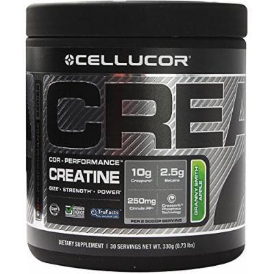 Cellucor - Cor-Performance Series Creatine Green Apple 30 Servings - 330 Grams