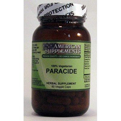 Paracide American Supplements 90 VCaps