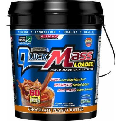Quickmass 10lb - Chocolate Peanut Butter