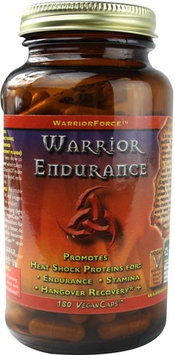 WarriorForce - Warrior Endurance - 180 Vegetarian Capsules