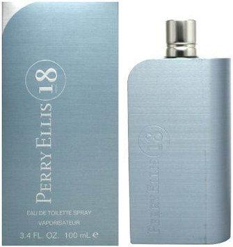 Perry Ellis 18 Eau De Toilette Spray for Men