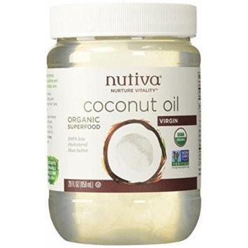 Nutiva Organic Virgin Coconut Oil, (29 Ounce)