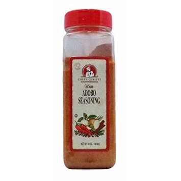 Chef's Quality Adobo Seasoning, 24 Oz.