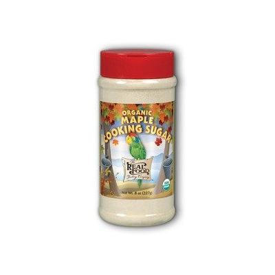 FunFresh Foods Organic Maple Cooking Sugar Powder -- 8 oz