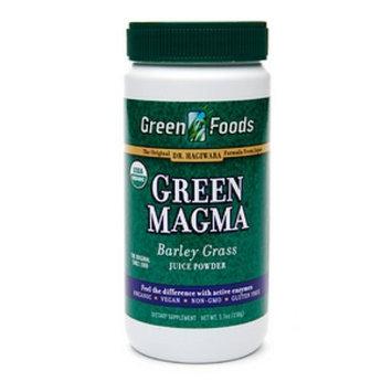 Green Foods Green Magma