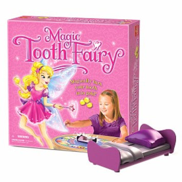 Goliath Games Magic Tooth Fairy Ages 4+, 1 ea