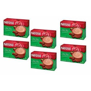 Nestlé Hot Cocoa Mix Carbselect Fat Free with Calcium (6 Boxes)