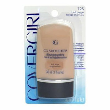 Cover Girl Smoothers All Day Hydrating Liquid Make-Up Foundation