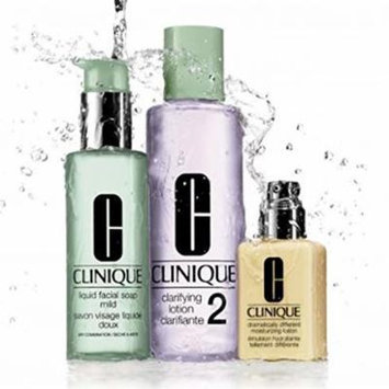 Clinique 3 Steps System Dry Combination Skin Set
