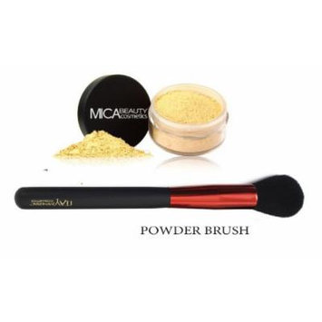 Mica Beauty Mineral Foundation Mf-5 Cappuccino for Tan Skin