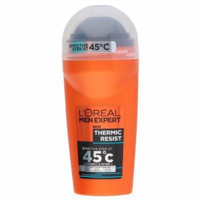 L'Oréal Paris Men Expert Thermic Resist Clean Cool Fragrance Roll On
