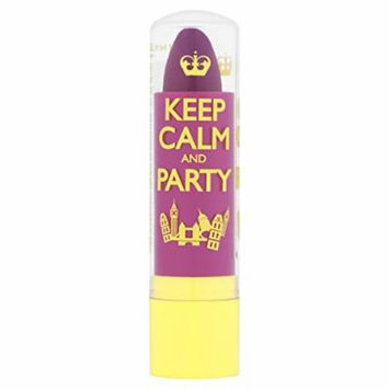 Rimmel London - Keep Calm and Party Lip Balm - 050 Violet Blush