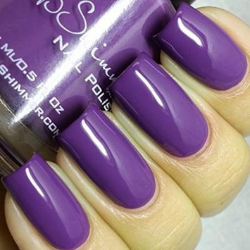 Pansy-Monium Cream Nail Polish- 0.5 oz Full Sized Bottle