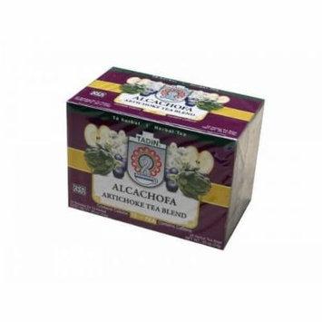 Tadin Artichoke Diet Tea 24 Bag Alcachofa Te by Tadin [Foods]