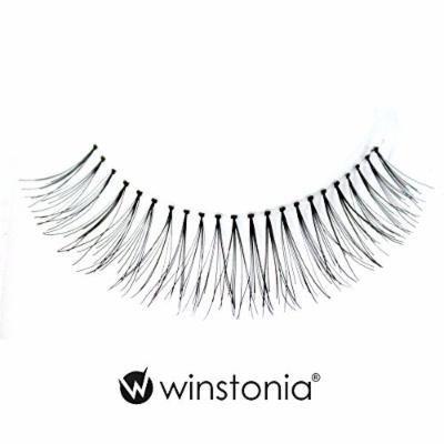 Winstonia 5 Pairs False Eyelashes Fake Lashes Fashion Makeup Cosmetic - Sexy Delicate 07