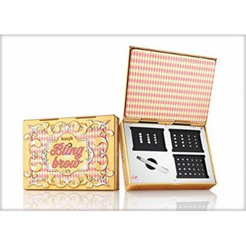 Benefit Cosmetics Bling Brow Swarovski® Crystal Jewelry For Face, Body And Brows