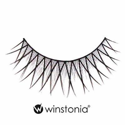 Winstonia 5 Pairs False Eyelashes Fake Lashes Fashion Makeup Cosmetic - Sophisticated Criss-Cross 15