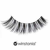 Winstonia 5 Pairs False Eyelashes Fake Lashes Fashion Makeup Cosmetic - Sexy Flirts 09