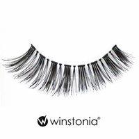 Winstonia 5 Pairs False Eyelashes Fake Lashes Fashion Makeup Cosmetic - Sexy Flirts 09