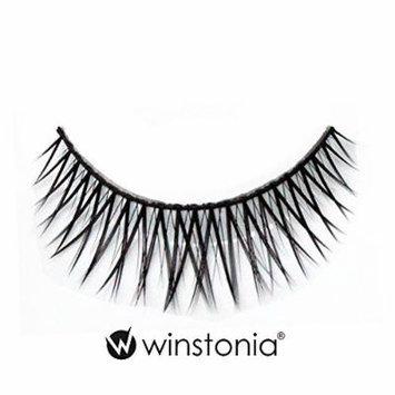 Winstonia 5 Pairs False Eyelashes Fake Lashes Fashion Makeup Cosmetic - Stylish Criss-Cross 16
