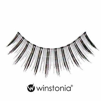 Winstonia 5 Pairs False Eyelashes Fake Lashes Fashion Makeup Cosmetic - Natural Invisible Knot 06