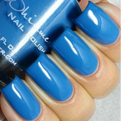 Sky Jinks Cream Nail Polish- 0.5 oz Full Sized Bottle