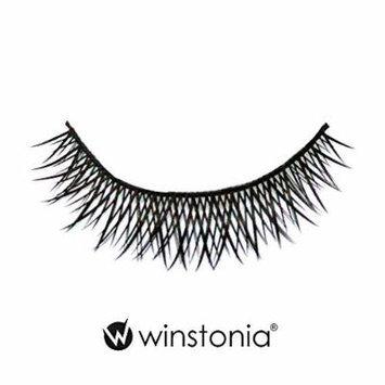Winstonia 5 Pairs False Eyelashes Fake Lashes Fashion Makeup Cosmetic - Classy Criss-Cross 14