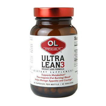 Olympian Labs Ultra Lean3 Weight Loss Formula