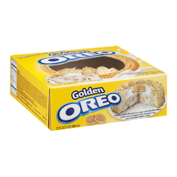 Nabisco Oreo Golden Ice Cream Cake