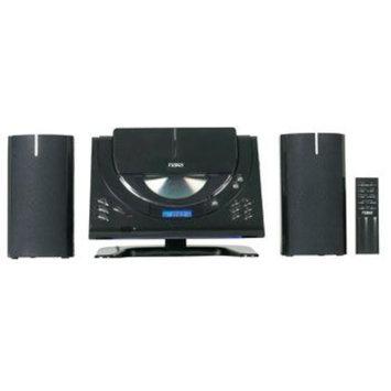 xa NAXA Digital CD Micro System with AM/FM Stereo Radio