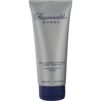 Faconnable Homme 203622 Hair And Body Wash 6.7-Oz