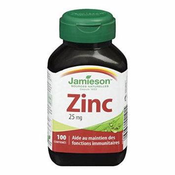 Jamieson Laboratories Zinc 25 Mg