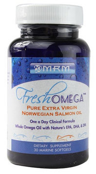 Mrm Metabolic Response Modifiers Fresh Omega Extra Virgin Norwegian Salmon Oil MRM (Metabolic Response Modifiers)