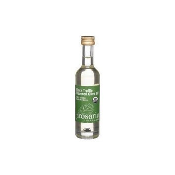 Da Rosario 100% Organic White Truffle Savory Seasoning, 1.76-Ounce Glass Bottle