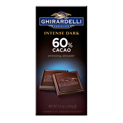 Ghirardelli Intense Dark Chocolate 60% Cacao Bar