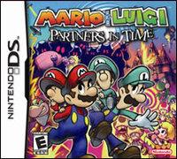 Alpha Dream Mario & Luigi 2: Partners in Time