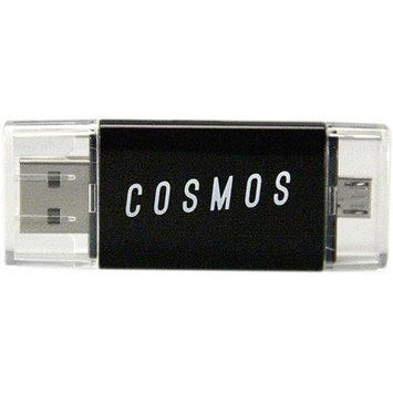 Patriot Cosmos PSF0GCMSBOTG microUSB Reader, Black
