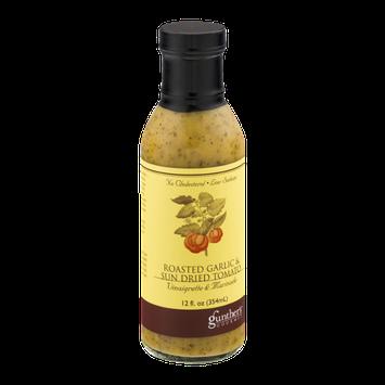 Gunther's Gourmet Roasted Garlic & Sun Dried Tomato Vinaigrette & Marinade